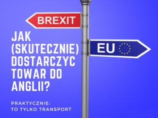 Transport drogowy do Anglii bez tajemnic