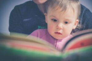 czytanie, książka, bajki pomagajki