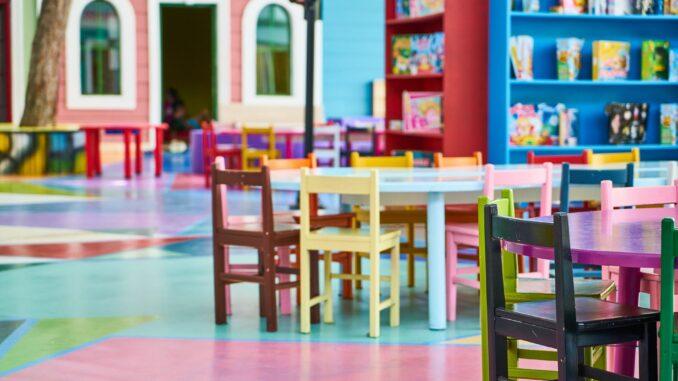 przedszkole, dziecko, adaptacja dziecka w przedszkolu